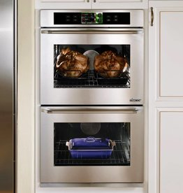 "Dacor Dacor 30"" Convection Double Wall Oven Stainless"