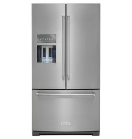 KitchenAid Kitchenaid 26.8 French Door Refrigerator Stainless