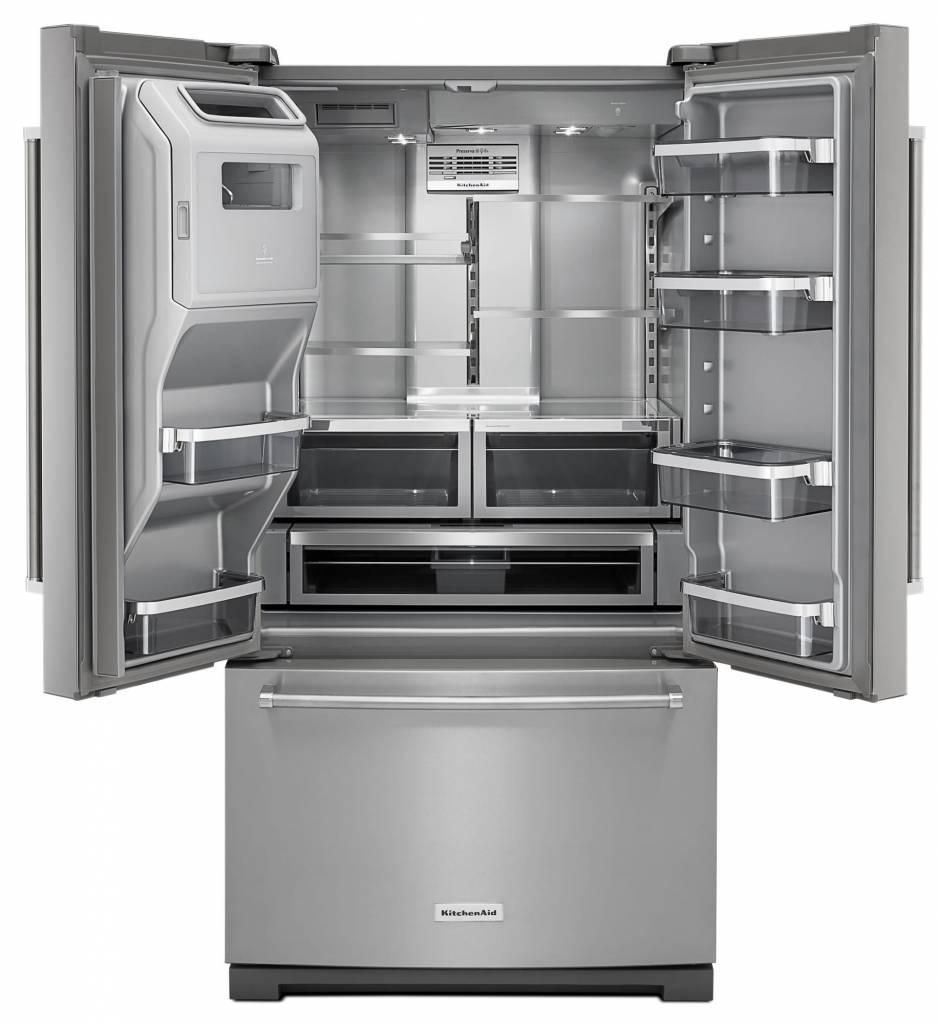 KitchenAid Kitchenaid 26.8 French Door Refrigerator Stainless