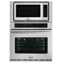 "Frigidaire Frigidaire 27"" Microwave Convection Wall Oven Combo Stainless"