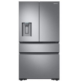Samsung Samsung 22.6 Counter Depth Drawer French Door Refrigerator Stainless