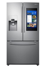 Samsung Samsung 24.6 Family Hub French Door Refrigerator Stainless