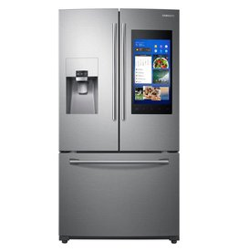 Samsung Samsung 24.6 Family Hub French Door Refrigerator Stainless