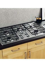 "GE GE 36"" Gas Cooktop Stainless"