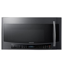 Samsung Samsung 1.7 Convection OTR Microwave Black Stainless
