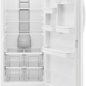 Whirlpool Whirlpool 17.8 Upright Freezer White