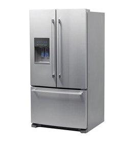 ikea Ikea 24.7 French Door Refrigerator Stainless