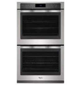 "Whirlpool Whirlpool 30"" Convection Double Wall Oven Stainless"