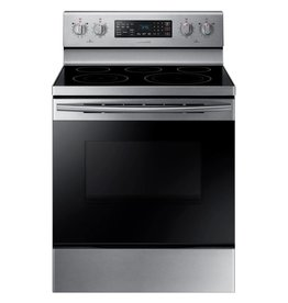 Samsung Samsung Freestanding Convection Electric Range Stainless