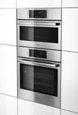 """Bosch Bosch 30"""" Microwave Convection Wall Oven Combo Stainless"""