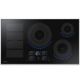 """Samsung Samsung 36"""" Induction Cooktop Stainless"""