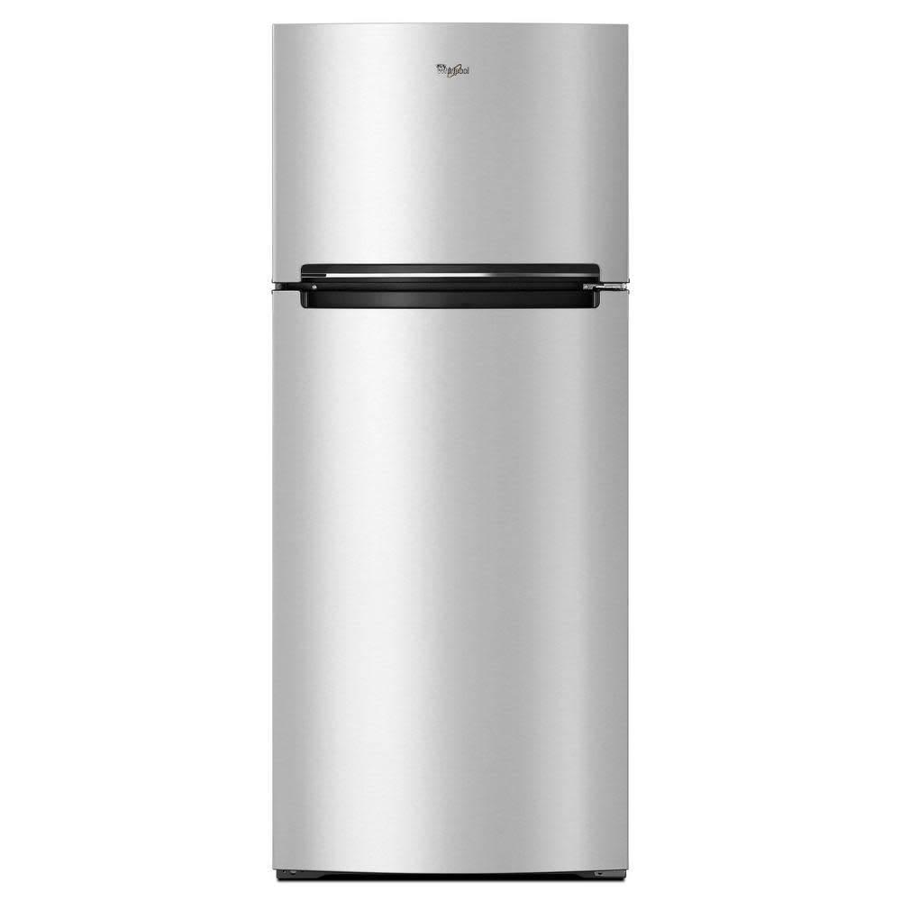 Whirlpool Whirlpool 17.6 Top Freezer Refrigerator Stainless