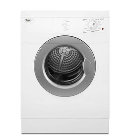 Whirlpool Whirlpool 3.8 Electric Dryer White