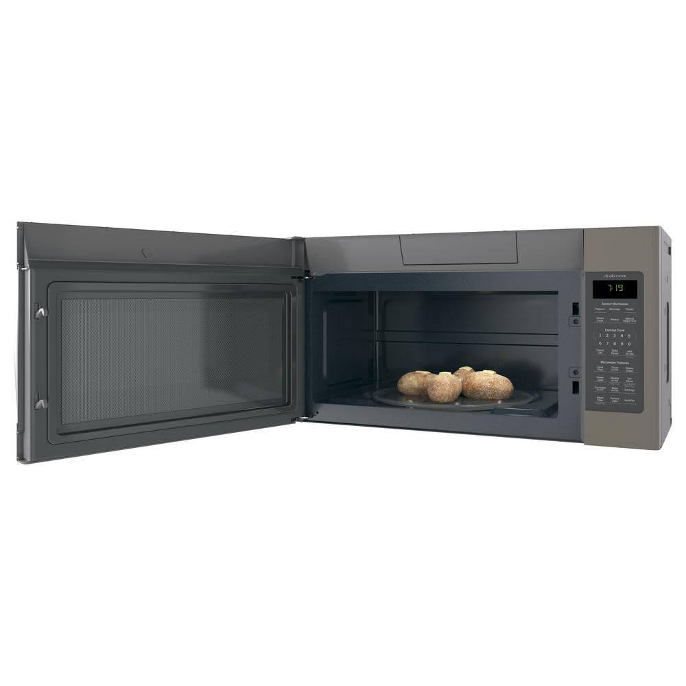 GE GE 1.9 OTR Microwave Slate
