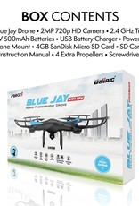 Force1 Force1 Drone Blue Jay WiFi FPV Drone with Camera