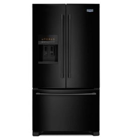 Maytag Maytag 24.7 French Door Refrigerator Black