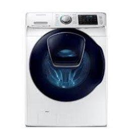 Samsung Samsung 5.0 AddWash Front Load Washer White