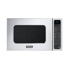 Viking Viking 1.5 Built-In Convection Microwave Stainless