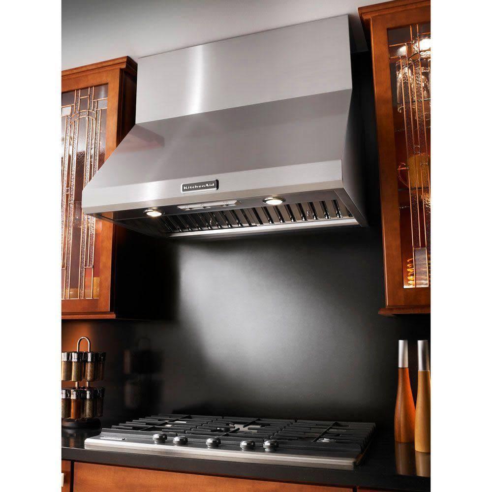"KitchenAid Kitchenaid 36"" Range Hood Stainless"