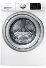 Samsung Samsung 4.5 Front Load Washer White