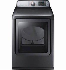 Samsung Samsung 7.4 Electric Steam Dryer Platinum