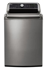 LG LG 5.0 Top Load Washer Graphite