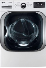 """LG LG 29"""" 9.0 Steam Gas Dryer White"""
