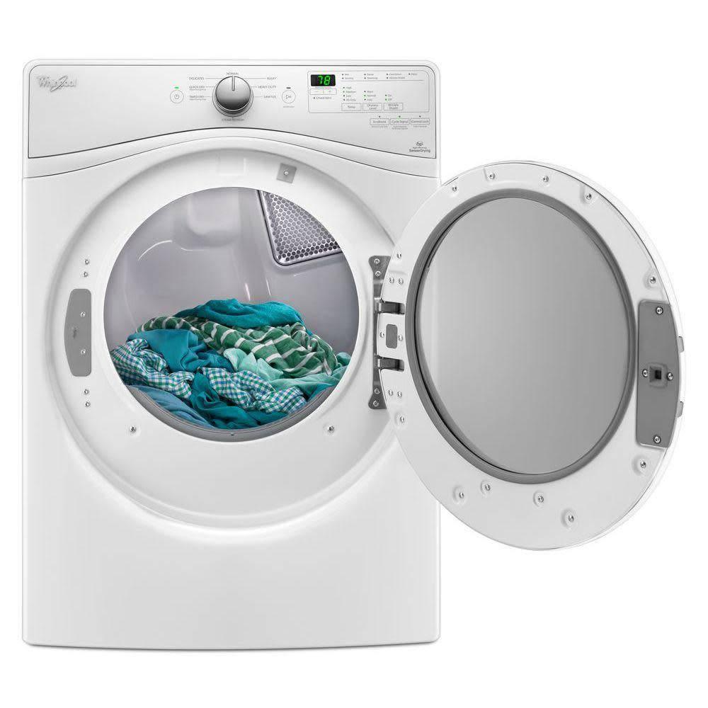 Whirlpool Whirlpool 7.4 Gas Dryer White