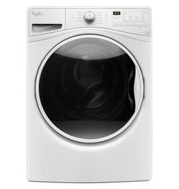 Whirlpool Whirlpool 4.5 Steam Front Load Washer White