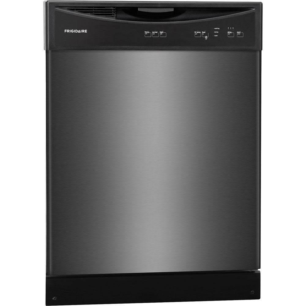 Frigidaire Frigidaire Semi Integrated Dishwasher Black Stainless