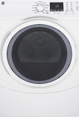 GE GE 7.5 Steam Gas Dryer White
