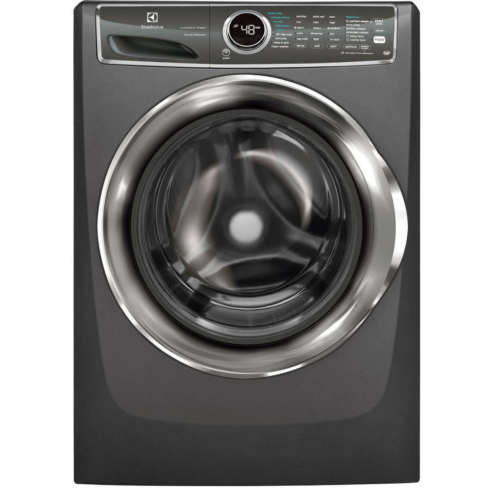 Electrolux Electrolux 4.4 Steam Front Load Washer TItanium