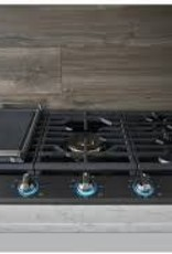 "Samsung Samsung 36"" Gas Cooktop Black Stainless"