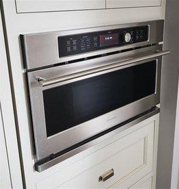 """GE GE Monogram 30"""" Built-In Microwave Stainless"""
