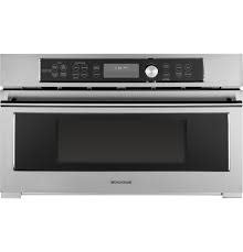 "GE GE Monogram 30"" Built-In Microwave Stainless"