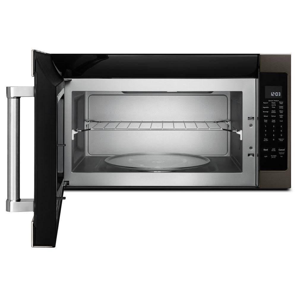 KitchenAid KitchenAid 2.0 OTR Microwave Black Stainless