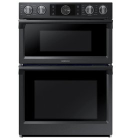 "Samsung Samsung 30"" Convection Microwave Oven Combo Black Stainless"