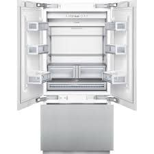 """Thermador Thermador 36"""" 19.5 Built-In French Door Refrigerator Panel Ready"""