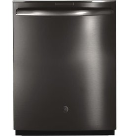 GE GE Profile Fully Integrated Dishwasher Black Stainless