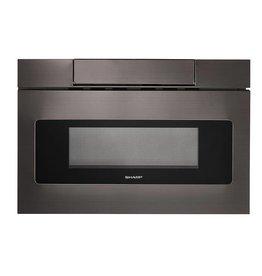 Sharp Sharp 1.2 Drawer Microwave Black Stainless