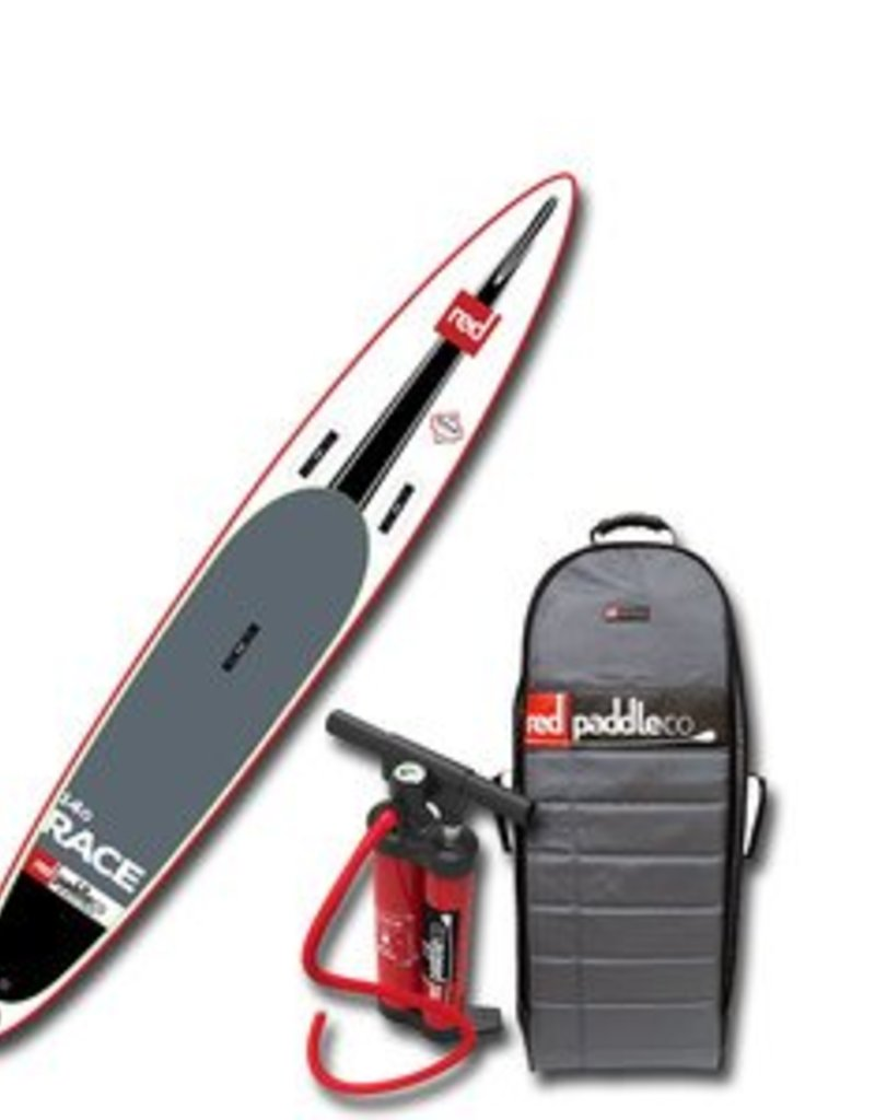 Red Paddle Co. 2017 Red Paddle Co 14' RACE Inflatable SUP