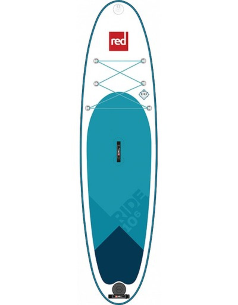 "Red Paddle Co. 2018 Red Paddle Co 10'6"" RIDE MSL Inflatable SUP"