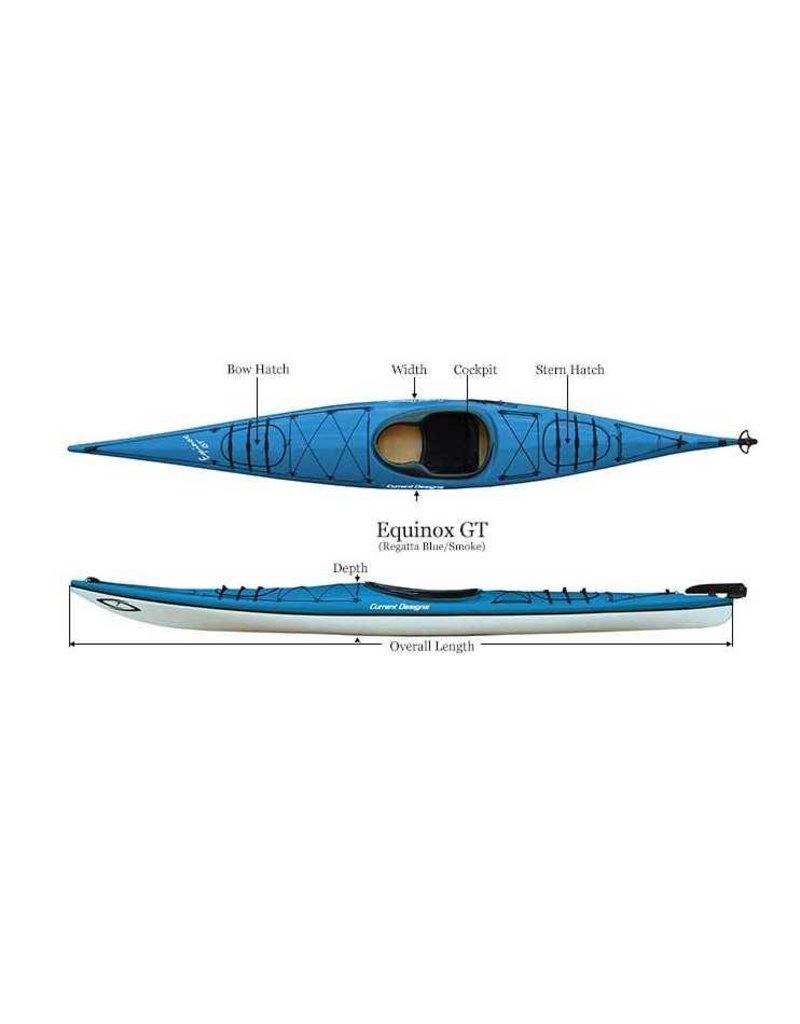 Current Designs EQUINOX GT KEVLAR