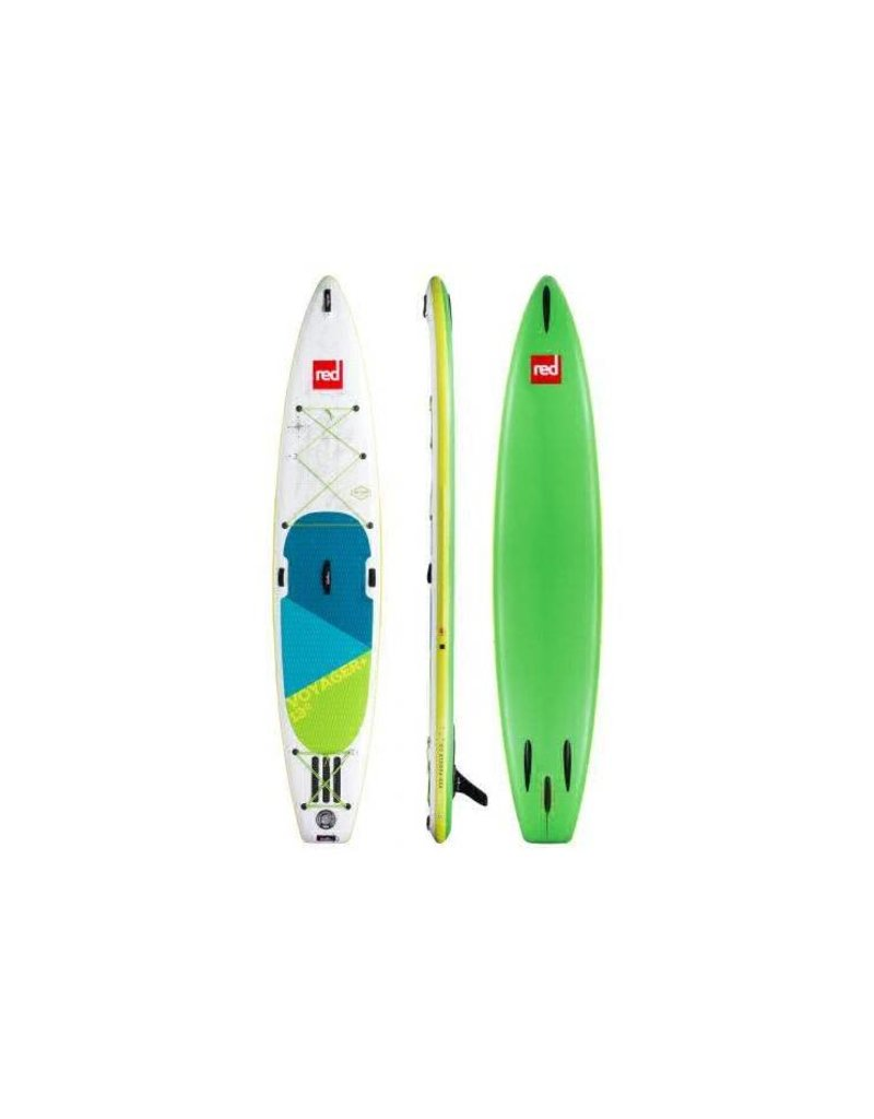 "Red Paddle Co. 2018 Red Paddle Co 13'2"" VOYAGER MSL Inflatable SUP"
