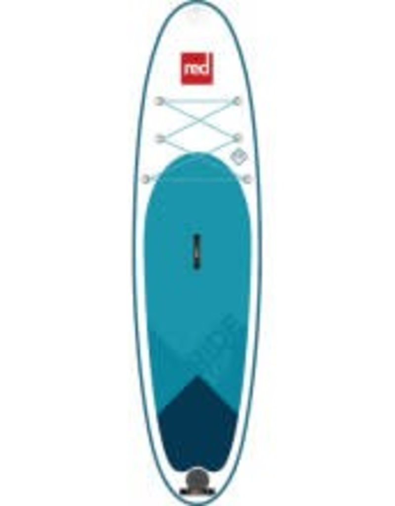 """Red Paddle Co. *** Used Red Paddle Co 10'6"""" iSUP 2018 MSL Inflatable SUP ***"""