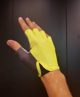 BG Grail Short Finger (Neon Yellow)