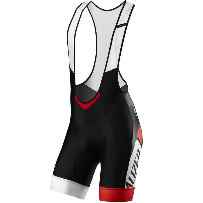 Specialized SL Expert Bib Shorts - Team Replica XXL