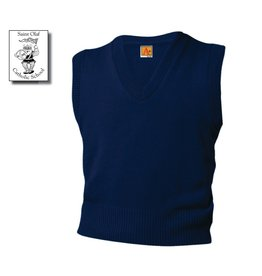 Saint Olaf Vest Sweater Navy