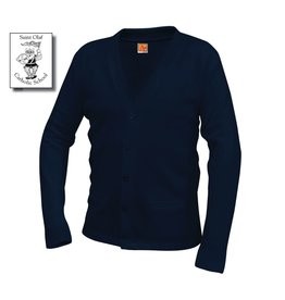 Saint Olaf Cardigan Sweater Navy