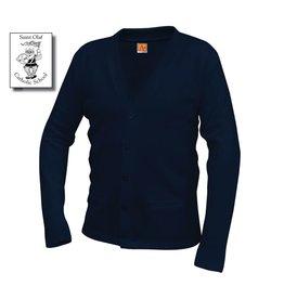 UNIFORM Saint Olaf Cardigan Sweater Navy